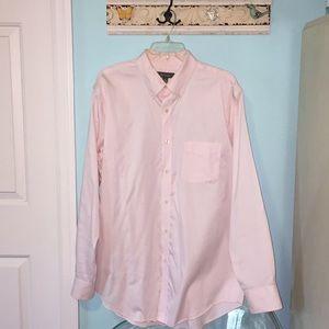 Pastel Pink Button-down Shirt!